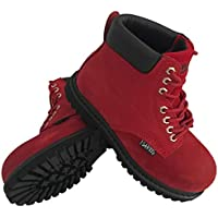 Steel Cap Safety Work Boots - Outback Alexis