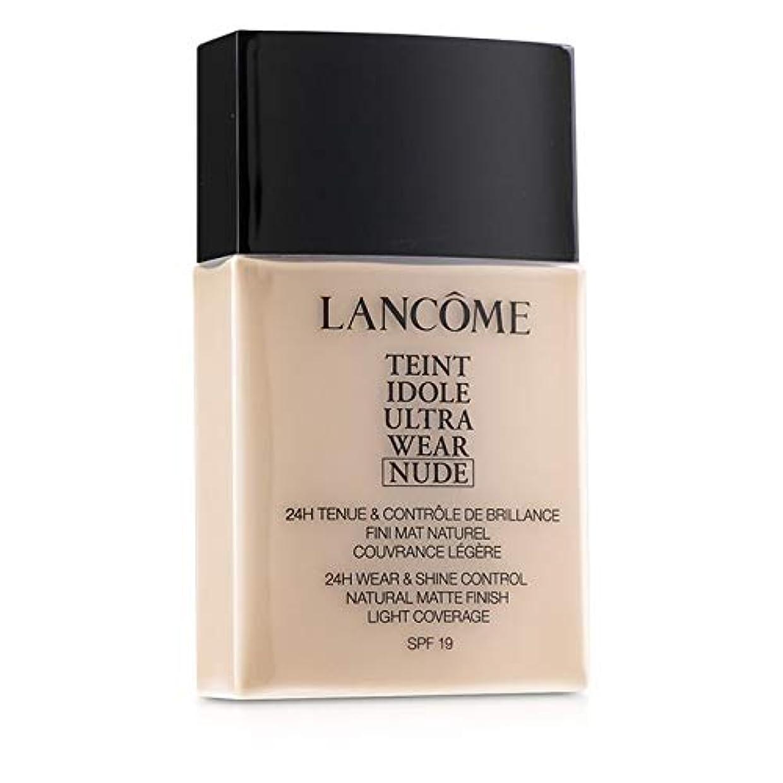 制裁伝説リスキーなランコム Teint Idole Ultra Wear Nude Foundation SPF19 - # 02 Lys Rose 40ml/1.3oz並行輸入品