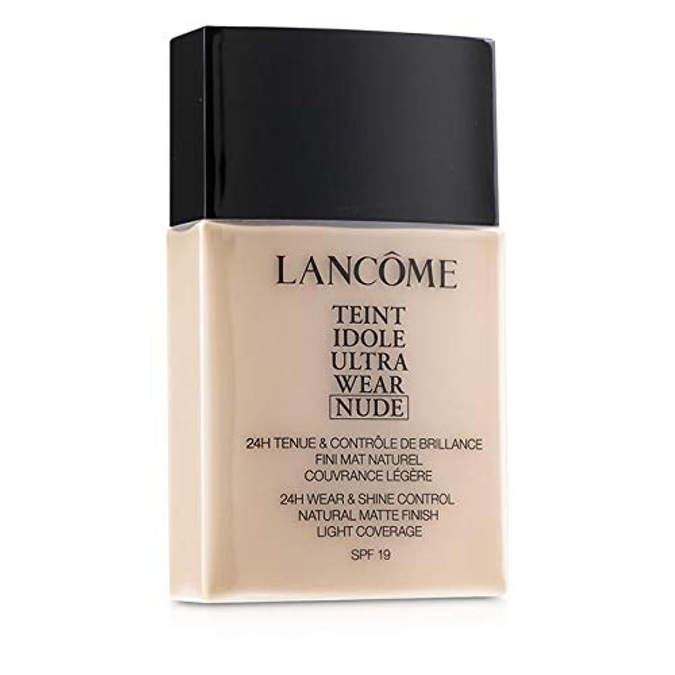 また明日ね対話アピールランコム Teint Idole Ultra Wear Nude Foundation SPF19 - # 02 Lys Rose 40ml/1.3oz並行輸入品