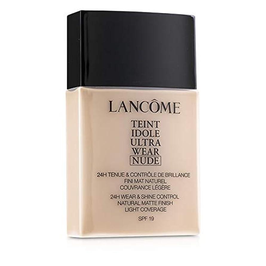 コモランマ記憶増加するランコム Teint Idole Ultra Wear Nude Foundation SPF19 - # 02 Lys Rose 40ml/1.3oz並行輸入品