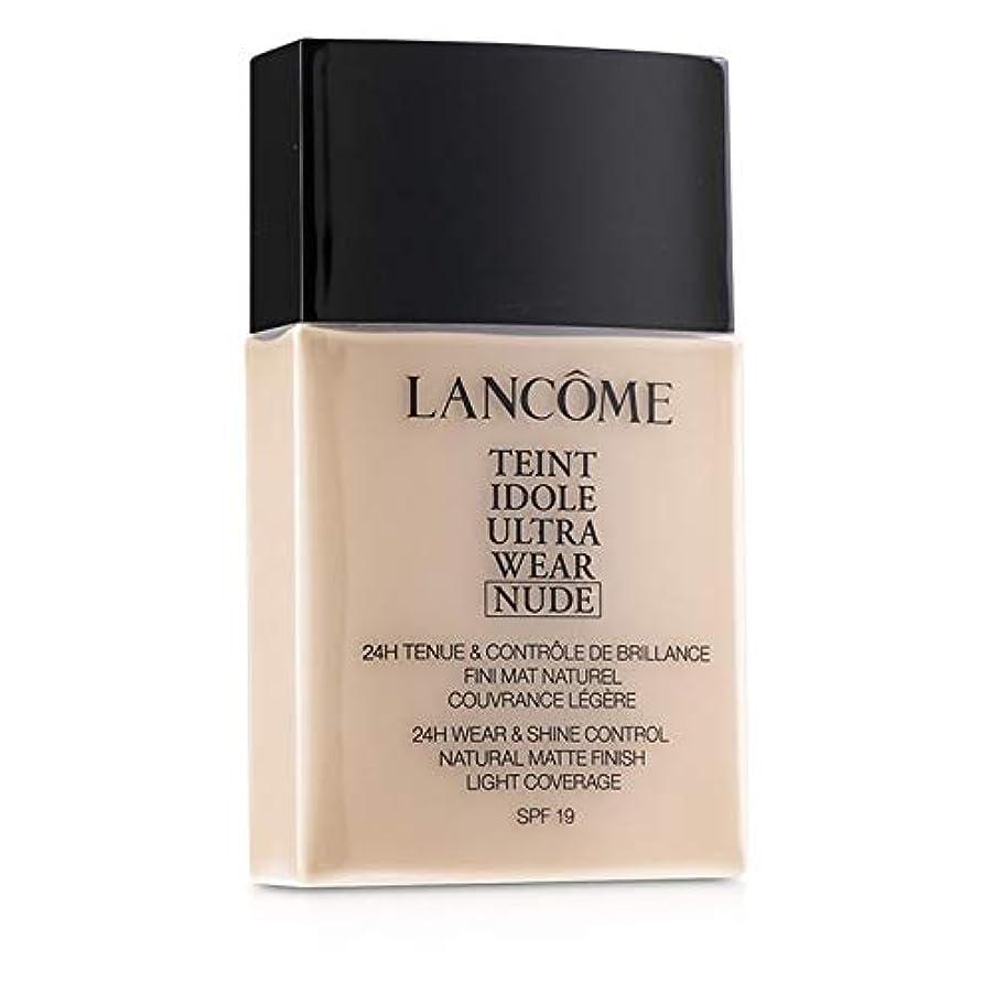 大西洋閉塞ティーンエイジャーランコム Teint Idole Ultra Wear Nude Foundation SPF19 - # 02 Lys Rose 40ml/1.3oz並行輸入品