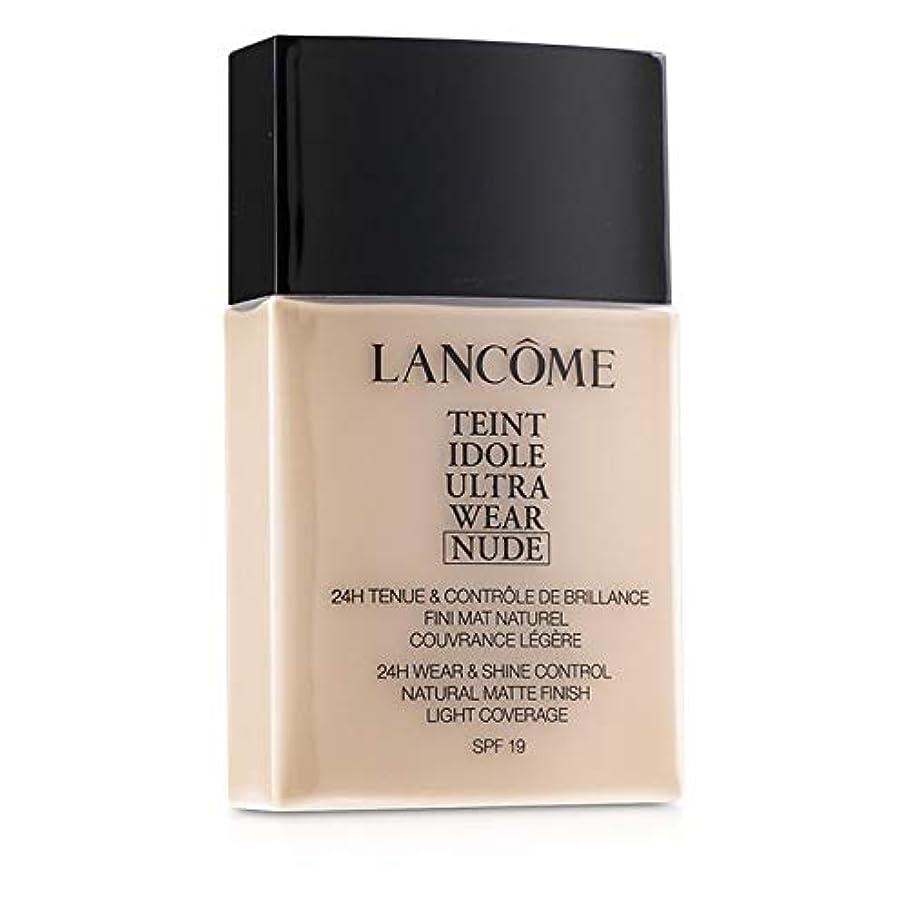 ギャングスターアラーム法王ランコム Teint Idole Ultra Wear Nude Foundation SPF19 - # 02 Lys Rose 40ml/1.3oz並行輸入品