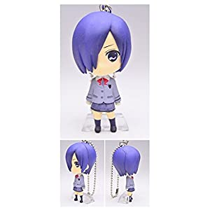 Tokyo Ghoul SD Figure Swing Mascot Keychain ~ Kirishima Touka [並行輸入品]