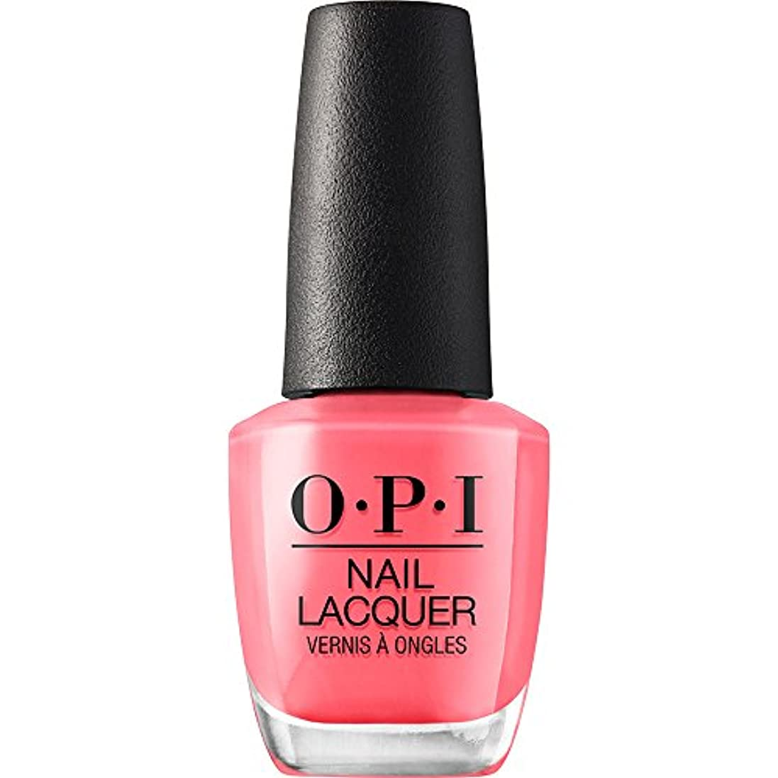 マーチャンダイザー適切なコミュニケーションOPI Elephantastic Pink Nail Lacquer Classics Collection 15ml