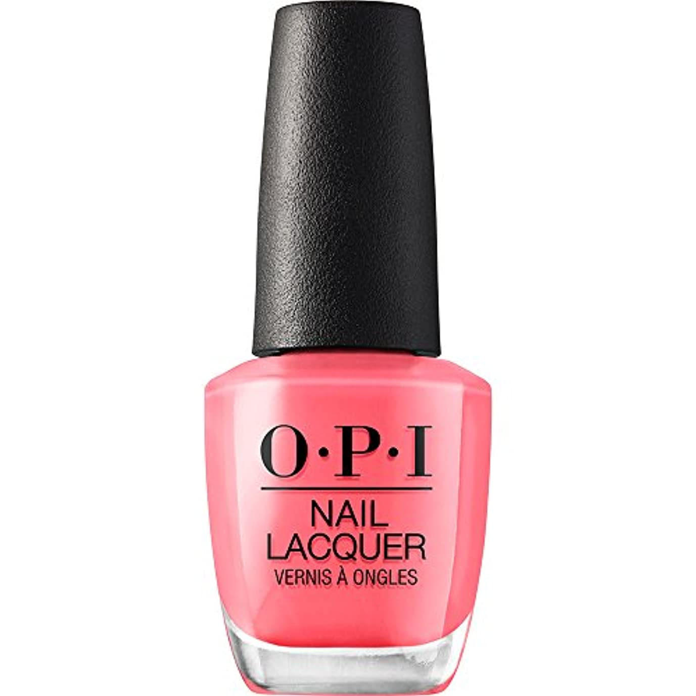 かけがえのないドロップタールOPI Elephantastic Pink Nail Lacquer Classics Collection 15ml