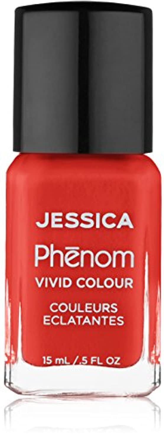 等々災難連鎖Jessica Phenom Nail Lacquer - Luv You Lucy - 15ml / 0.5oz
