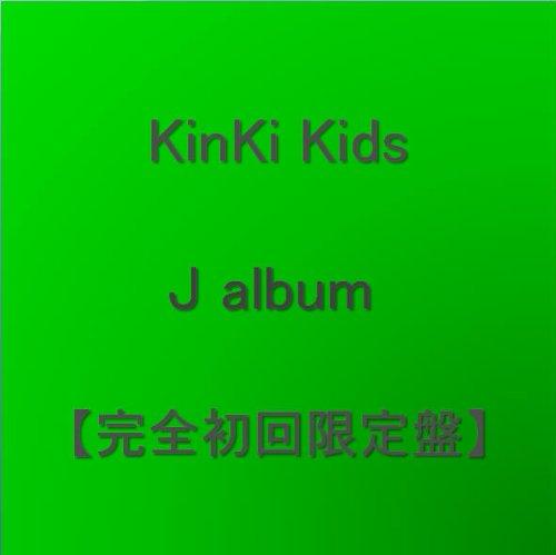 J album【完全初回限定盤】