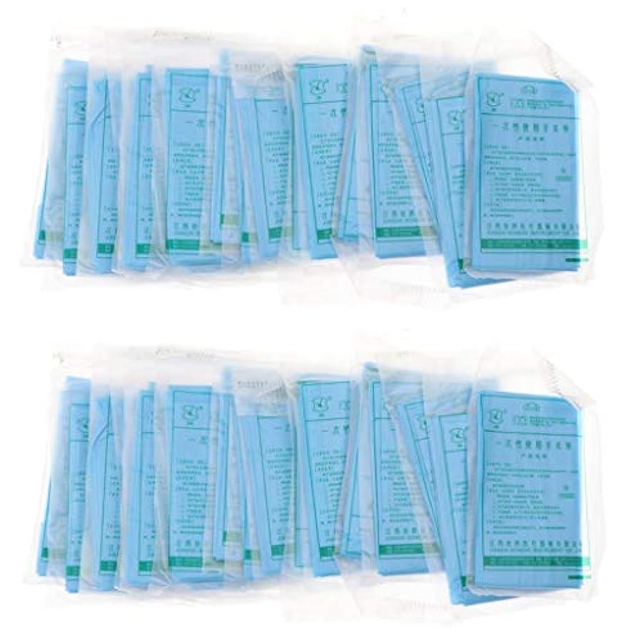 イベント展開するよろめくSM SunniMix ヘッドレスト紙 マッサージ フェイスピロークッションカバー 使い捨て 不織布 約40ピースセット