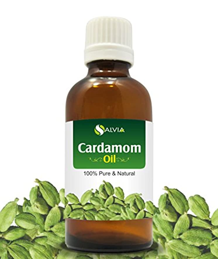 読みやすい隠されたに渡ってCARDAMOM OIL 100% NATURAL PURE UNDILUTED UNCUT ESSENTIAL OIL 30ML