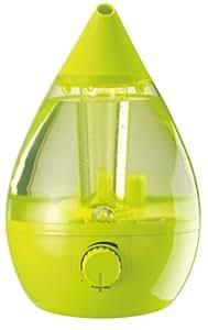 アピックス 超音波式アロマ加湿器 SHIZUKU イエローグリーン AHD-010-YG