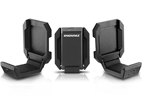 RoomClip商品情報 - ENERMAX マグネット式ヘッドセットホルダー EHB001