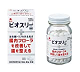 【指定医薬部外品】 武田コンシューマーヘルスケア ビオスリーHi錠 180錠