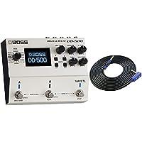 BOSS Digital Delay DD-500 + 3mケーブル VOX VGS-30 セット
