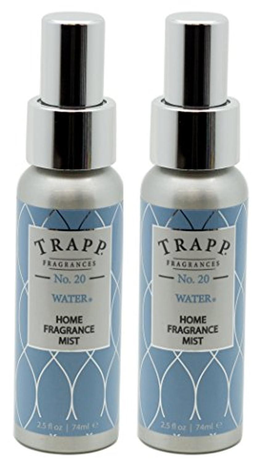 クラッチルーム独立Trapp ホームフレグランスミストなし。 20水