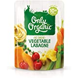 Only Organic Vegetable Lasagne 10+ Months - 170g