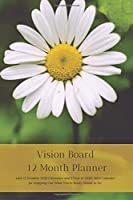 Vision Board 12 Month Planner, 12 Month 2020 Calendar,  5 Year 2020-2024 Calendar for Mapping Out What You're Really Meant to Do Create Simple Abundance Through Radical Transformation & Get Out of Your Own Way: & Your Rewired Brain Organizer and Journal