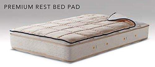 プレミアムレスト ベッドパッド シングル LG1501
