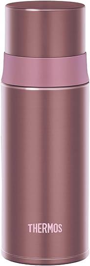 サーモス 水筒 ステンレススリムボトル 350ml ピンク FFM-350 P