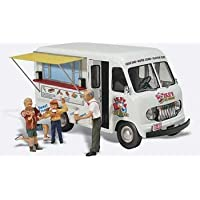 Woodland Scenics N Ike's Ice Cream Truck WOOAS5338 by Woodland Scenics