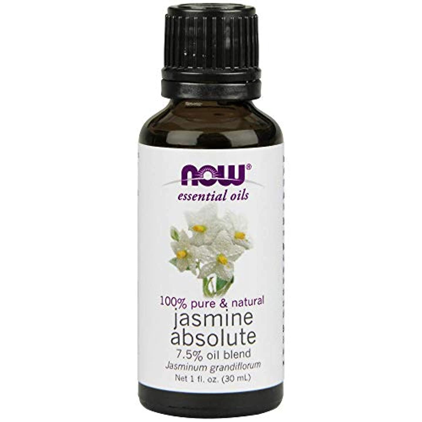不満鹿造船Now - Jasmine Absolute Oil 7.5% Oil Blend 1 oz (30 ml) [並行輸入品]