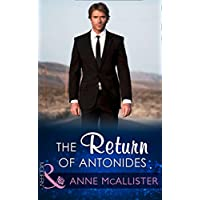 The Return Of Antonides (Mills & Boon Modern) (English Edition)
