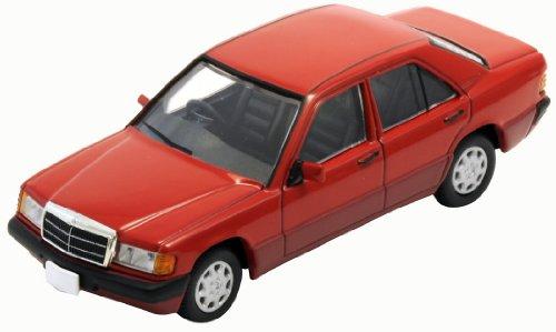 トミカリミテッド ヴィンテージ メルセデス ベンツ190E 2.3 92年 TLV-N79b [赤]