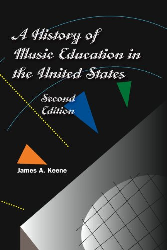 Download A History of Music Education in the United States 0944435661