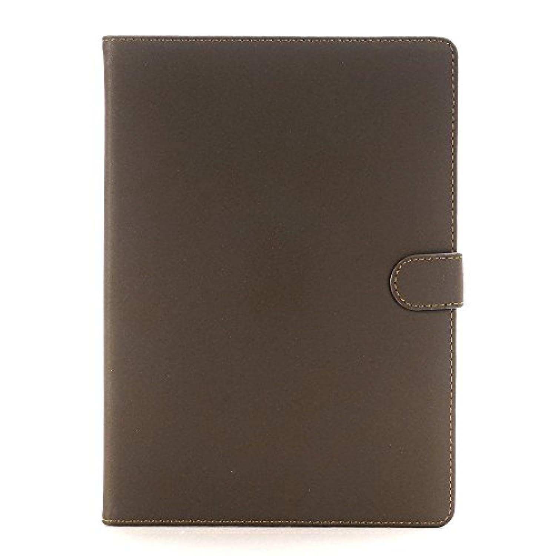 ケース ipad Pro 12.9 マグネット、SIMPLE DO 全面クリア スタンド機能 高品質 かわいい ビジネス用 通勤 通学 おしゃれ iPad Pro 12.9インチ対応(グレー)