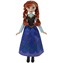 Disney Frozen - Classic Fashion Anna Doll inc Outfit & Shoes