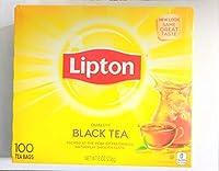 Lipton-Unilever LIPTJL00291 Tea Bags, Natural, Individual,1.25 oz Packets, 100-BX
