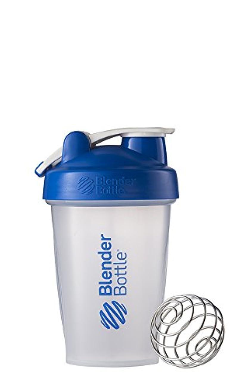 路面電車開発する高いBlender Bottle(ブレンダーボトル) 【日本正規品】 Blender Bottle Classic w/Loop Clear 20オンス(600ml) BBCLWL20 BL