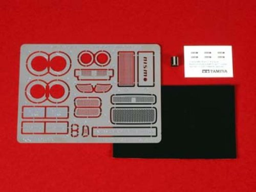 ディテールアップパーツシリーズ 1/24 R34 GT-R Zチューン エッチングパーツ