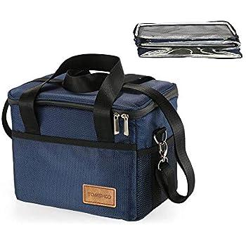 TOMSHOO 保冷バッグ 保温バッグ 断熱バッグ ソフト クーラーバッグ クーラーボックス 折りたたみ式 お弁当箱 アウトドア 10L/18L/28L/37L/47L/70L保冷保温バッグ*1