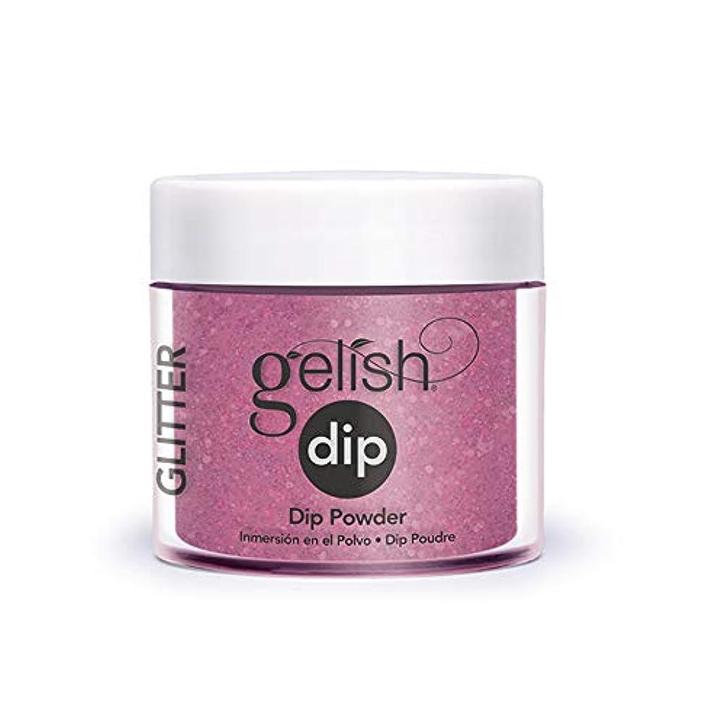 文化威信気質Harmony Gelish - Acrylic Dip Powder - Too Tough to be Sweet - 23g / 0.8oz