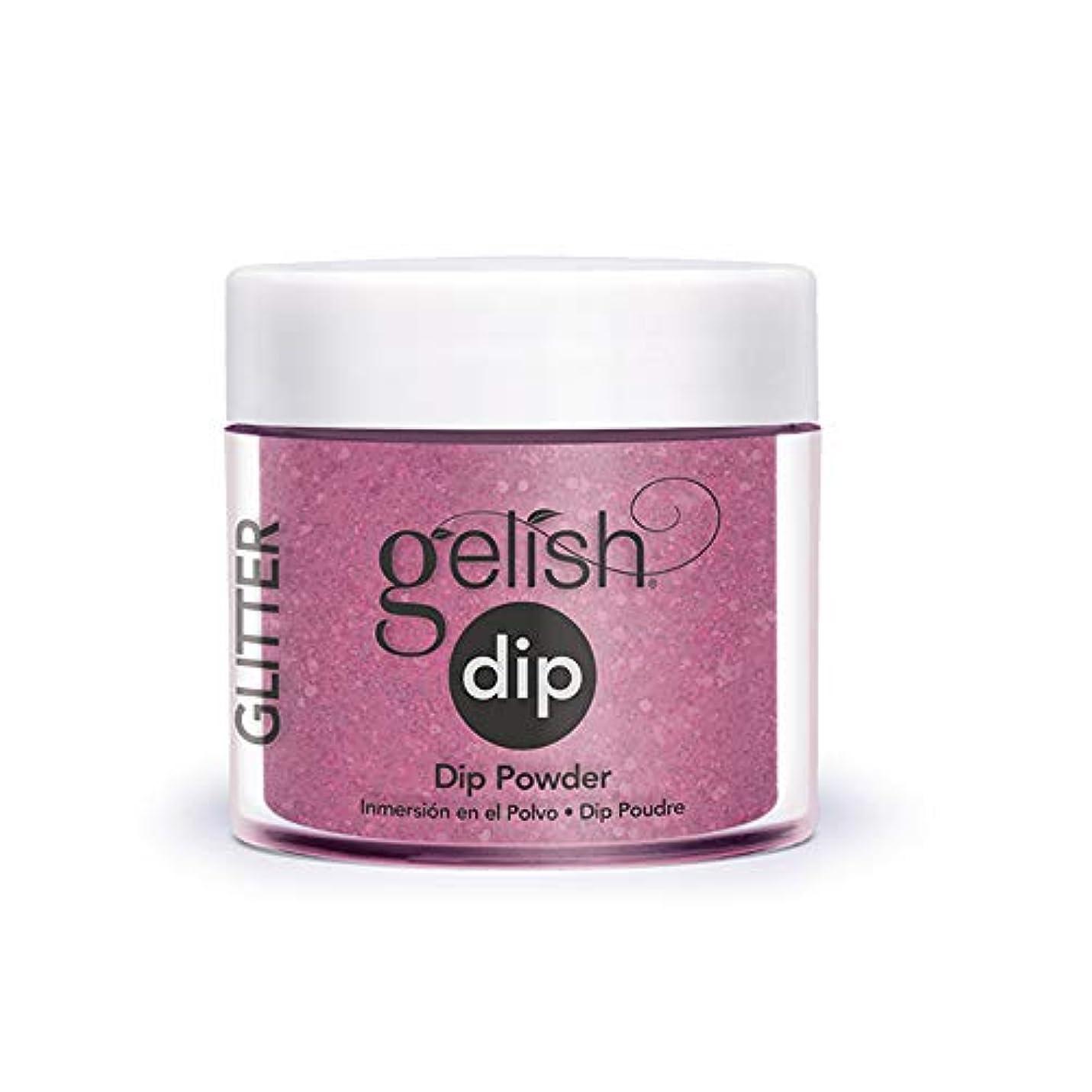 領収書巻き戻す老人Harmony Gelish - Acrylic Dip Powder - Too Tough to be Sweet - 23g / 0.8oz