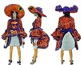 ハロウィン デイジーダック風 ミステリアスマスカレード ●コスプレ衣装