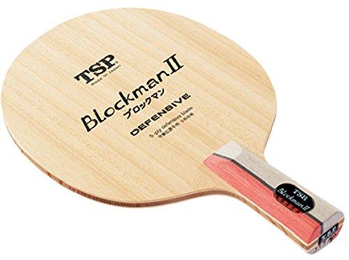ティーエスピー(TSP) 卓球 中国式ペンラケット ブロックマン 2 CHN 026693
