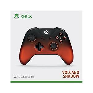 Xbox ワイヤレス コントローラー (ボルケーノ シャドウ)