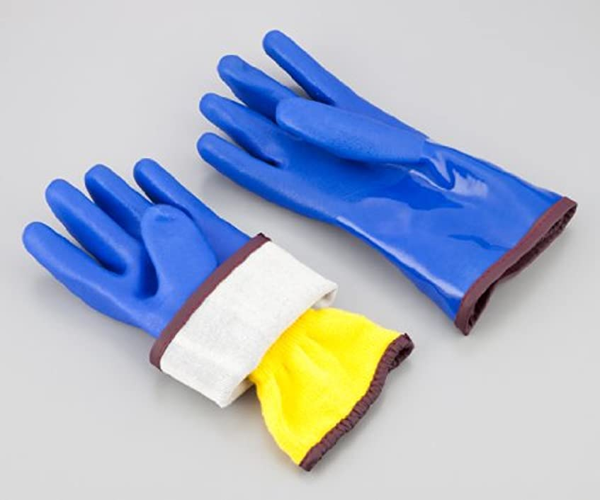 場合エラー縫うアズワン1-536-02アズセーフ防寒手袋9581XL