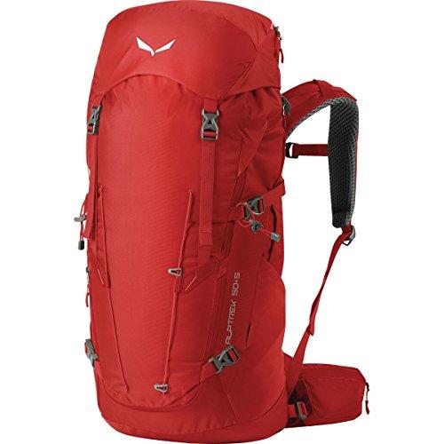 サレワ バッグ バックパック・リュックサック Salewa Alptrek 50 Plus 5 Backpack - 3051 Pompei Red 1je [並行輸入品]