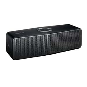 LG ポータブルBluetoothスピーカー MUSIC flow P7 NP7550B ブラック