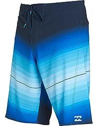 ビラボン スイムウェア スイムウェア Fluid X Board Short - Men's Blue [並行輸入品]