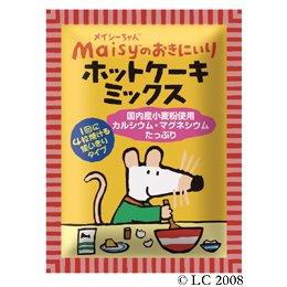 創健社 メイシーちゃん(TM)のおきにいり ホットケーキ ミックス 200g×24個     JAN:4901735019892