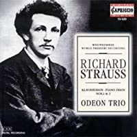 Piano Trios 1 & 2 by R. Strauss (2006-01-01)