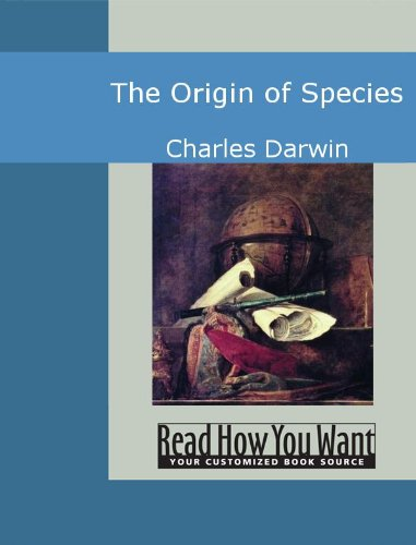 Download The Origin of Species (English Edition) B004JZXQWG