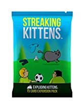 Streaking Kittens: This Is The Second Expansion of Exploding Kittens [並行輸入品]