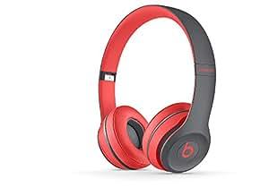 【国内正規品】Beats by Dr.Dre Solo2 Wireless Active Collection Bluetooth対応 密閉型ワイヤレスオンイヤーヘッドホン サイレンレッド