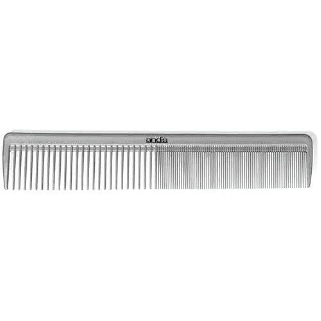 適合しましたリブ大聖堂Andis Grey 12410 Cutting Comb [並行輸入品]