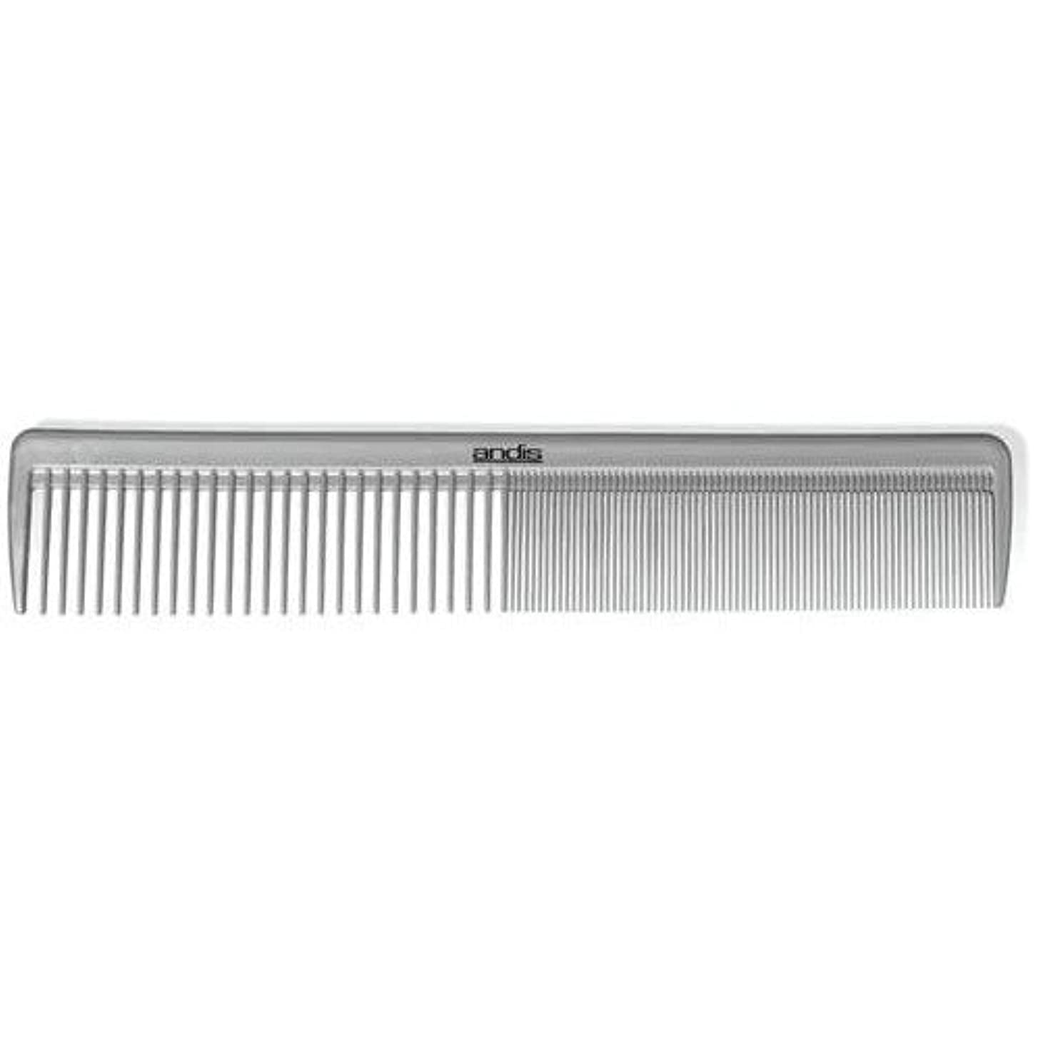軽減するしわ発生Andis Grey 12410 Cutting Comb [並行輸入品]