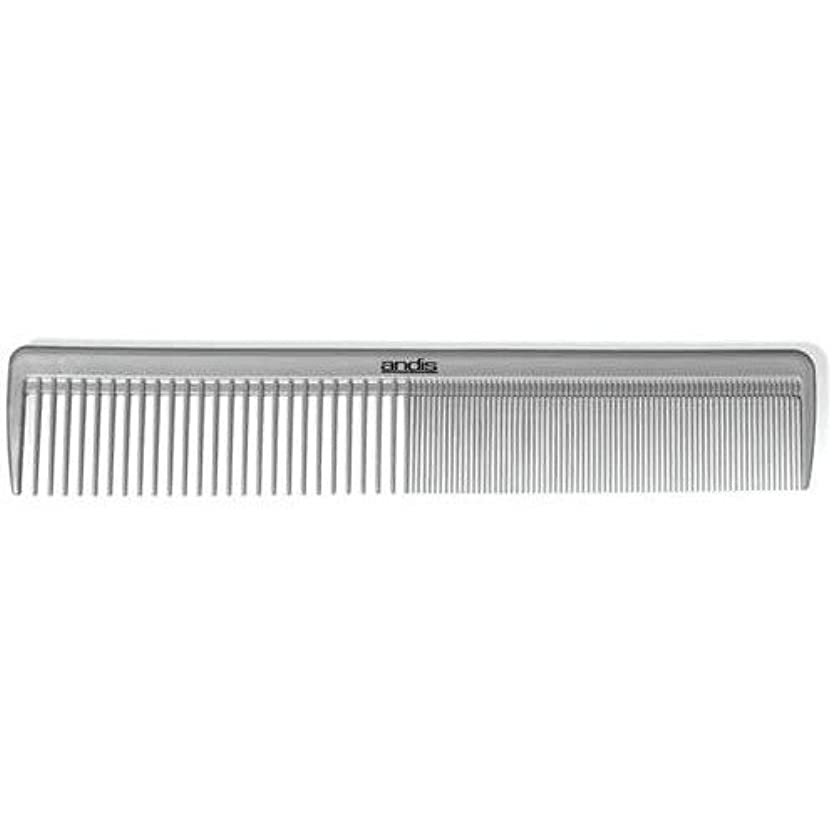 電球座標情熱Andis Grey 12410 Cutting Comb [並行輸入品]